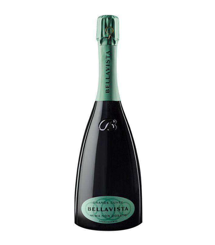 Grande Cuvée Alma Non Dosato - Bellavista - Franciacorta DOCG - 0,75 lt