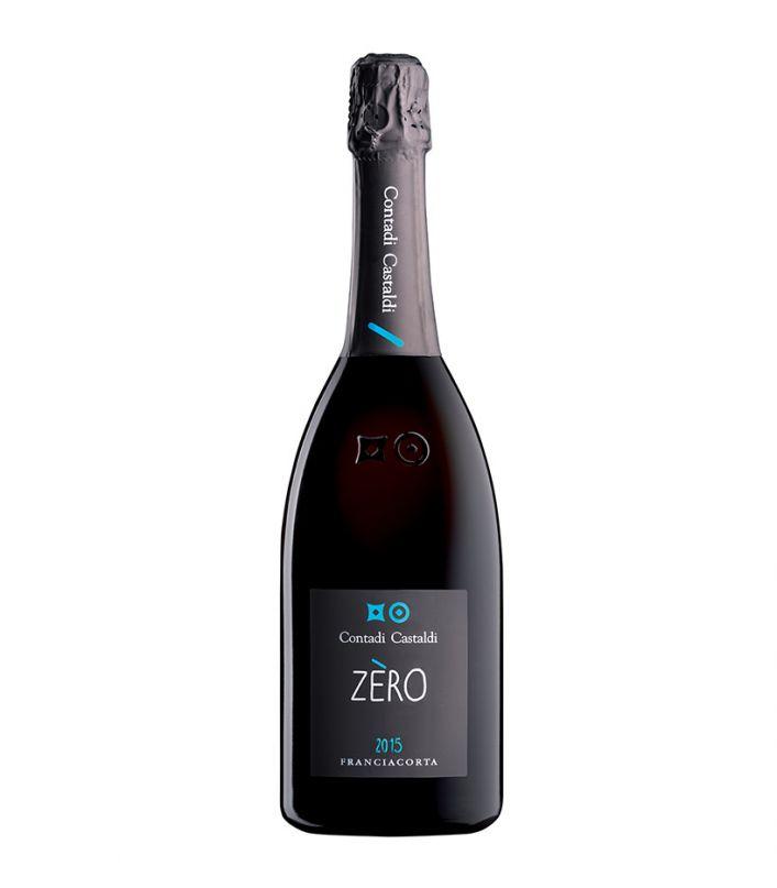 Zèro - Contadi Castaldi - Franciacorta DOCG - 2015 - 0,75 lt
