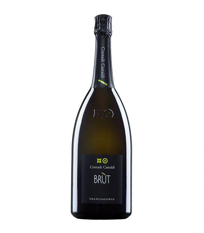 Brùt - Contadi Castaldi - Franciacorta DOCG - 1,5 lt