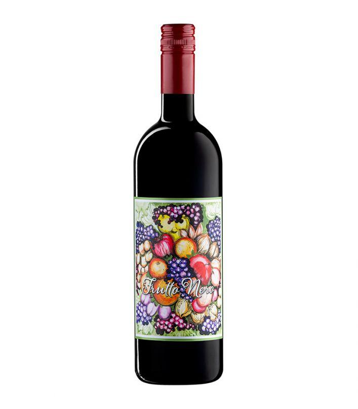 Frutto Nero - Sella&Mosca -  Cannonau di Sardegna DOC - 2016 - 0,75 lt