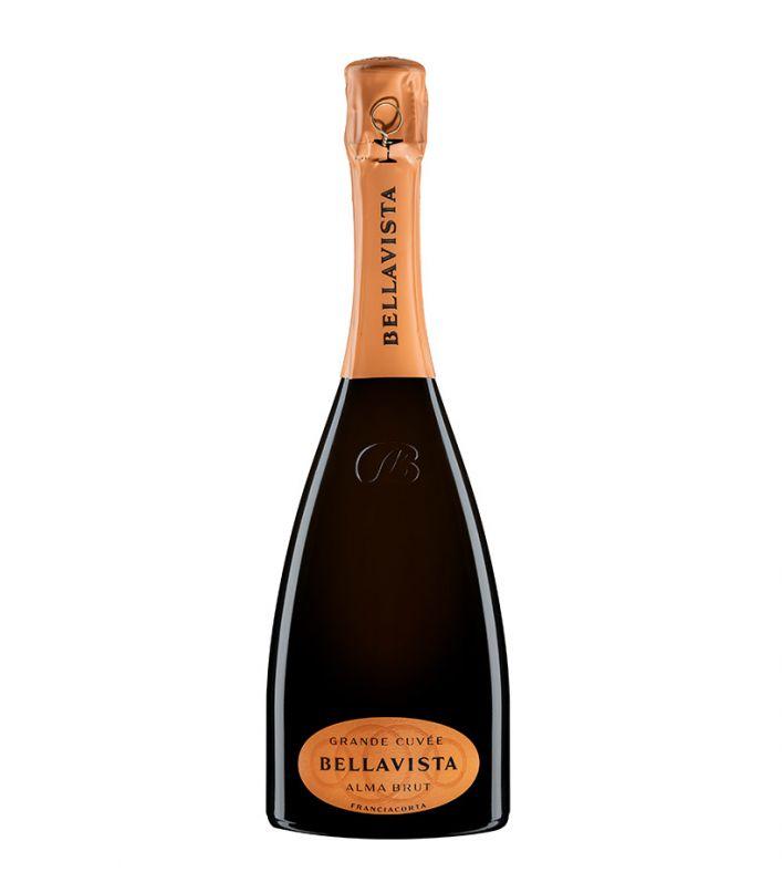 Grande Cuvée Alma Brut - Bellavista - Franciacorta DOCG - 0,75 lt