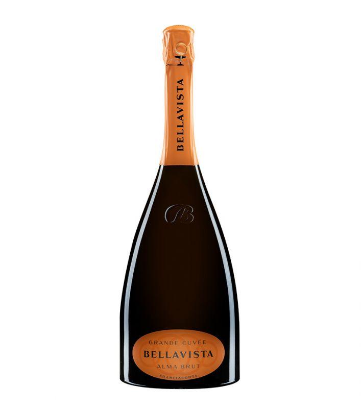 Grande Cuvée Alma Brut - Bellavista - Franciacorta DOCG - 1,5 lt
