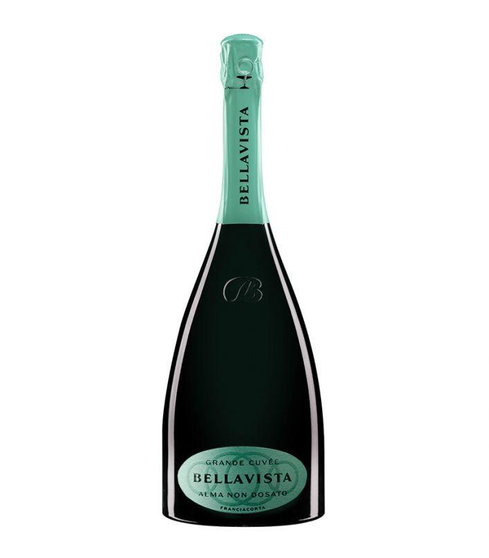 Grande Cuvée Alma Non Dosato - Bellavista - Franciacorta DOCG - 1,5 lt