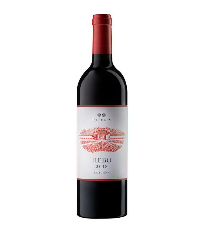 Hebo - Petra - Toscana Rosso IGT - 2018 - 0,75 lt