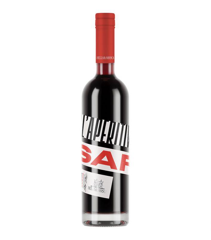 L'aperitivo sardo - Sella&Mosca - Aperitivo a base di vino - 0,75 lt