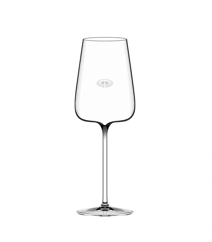 Etoilé Blanc Glasses - Petra