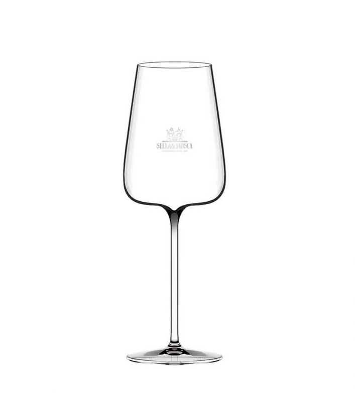 Etoilé Blanc Glasses - Sella&Mosca
